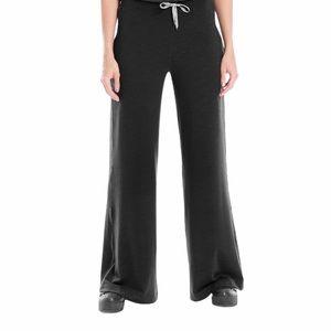 Max Studio Black Drawstring Lounge Pants Large